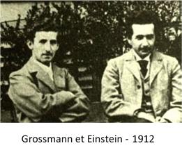 grossmann einstein