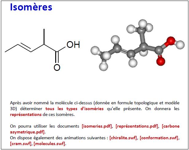 isomeres