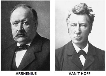 arrheniusvanthoff