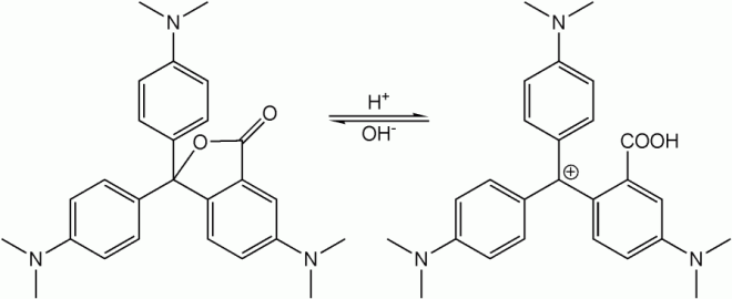Crystal_violet_lactone-reaction